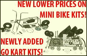 Go-Kart & Mini Bike Kits