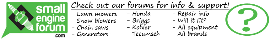 Small Engine Forum