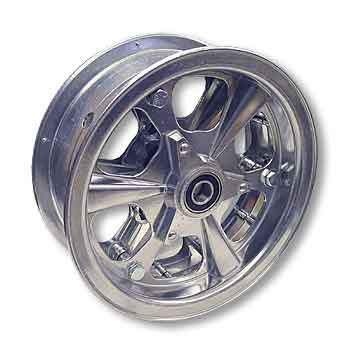 "8"" AZUSA Spinner Wheel, 3"" Wide With 3/4"" Sealed Ball Bearing"