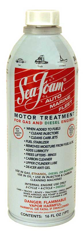Motor Treatment From Sea Foam Grease Guns Chemicals Omb