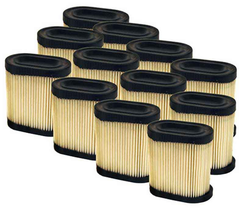 Paper Air Filter : Paper air filter shop pack of tecumseh