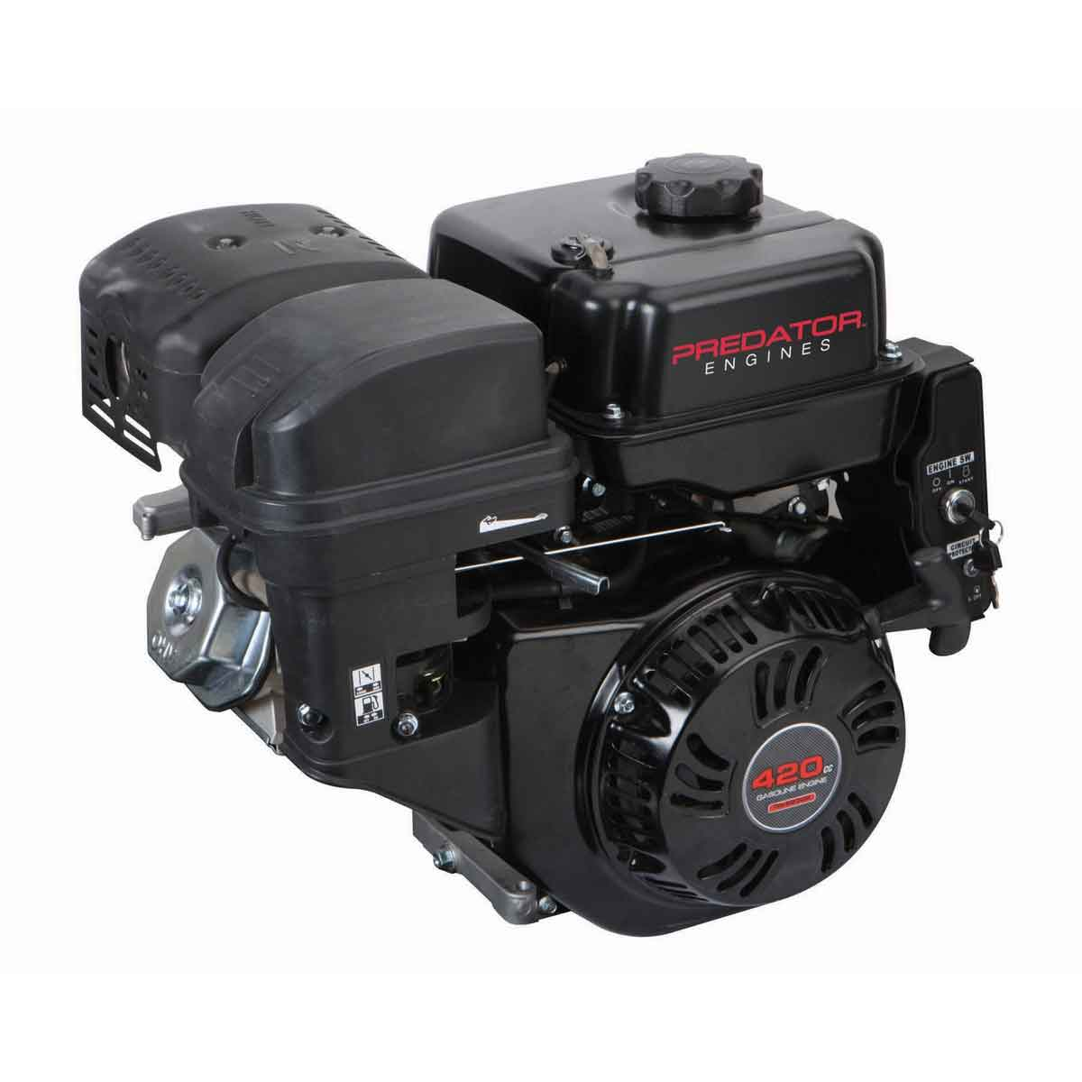 Predator engine 420cc 13 hp harbor freight
