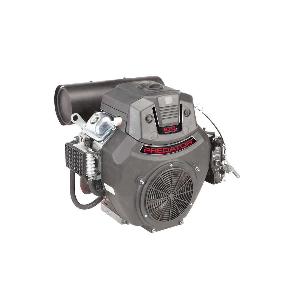 Predator Go Kart Engine Upgrades: Predator Engine 670cc (22 HP)