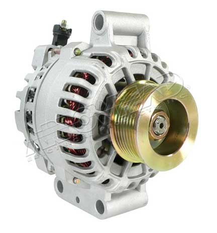 Alternator for IR/IF, 12-Volt, 110 AMP, 8-G Pulley