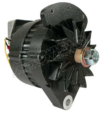 Alternator for Caterpillar IR/EF, 24-Volt, 35 Amp