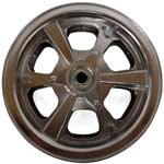 "8"" AZUSA Spinner Wheel, 3"" Wide With 5/8"" Standard Ball Bearing"