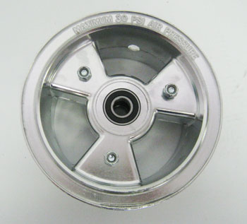 "6"" AZUSA Tri-Star Wheel"