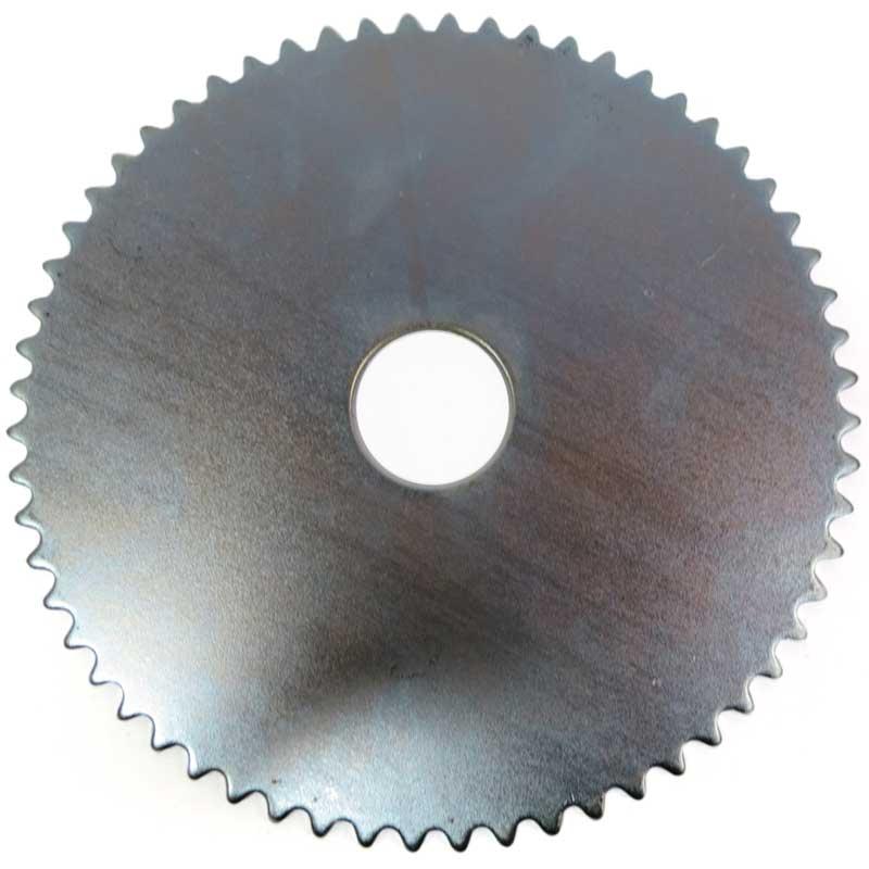 Steel Sprocket 60 Tooth // #35 Chain No Holes Go Kart 2151 Mini Bike