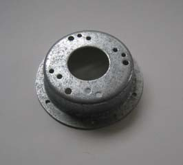 "4-1/2"" Brake Drum With Flange"