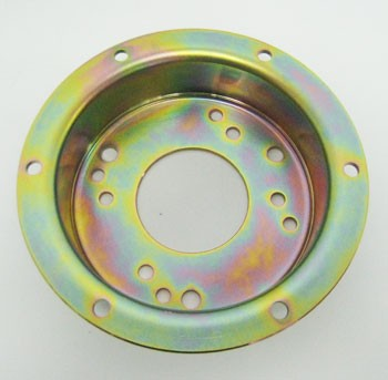 "4-1/2"" Brake Drum With Flange for Band Brake"
