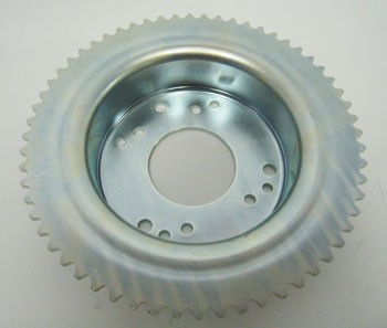 "#35 60T 4-1/2"" Sprocket Drum for Band Brake"