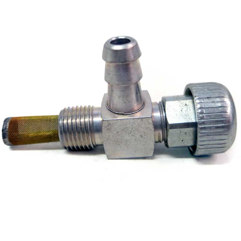 "Valve, single with Filter 1/8"" N.P.S.C."