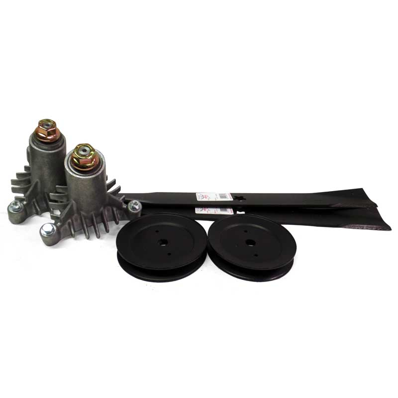 Craftsman poulan lt2000 rebuild kit deck rebuild kits omb warehouse - Kit mulching universel ...