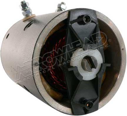 Dc motors for fisher western snow plow motor 12 volt dc for Fisher snow plow pump replacement motor