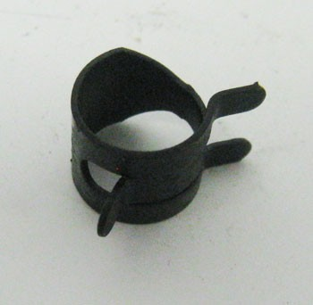 "3/16"" Hose Clamp - Black"