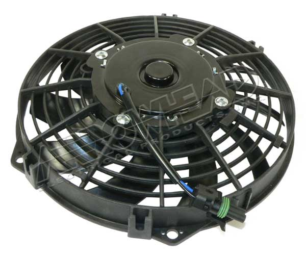 Bombardier and polaris atv cooling fan motor assembly 12 for 12 volt electric fan motor