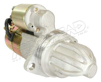Starter for Mercruiser PMGR, 12-Volt, CCW