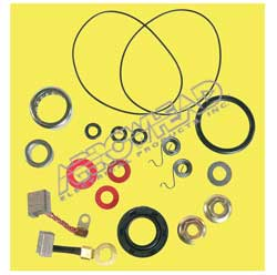 Parts Kit for Yamaha ATV (Brush Holder Not Included) Nut Style