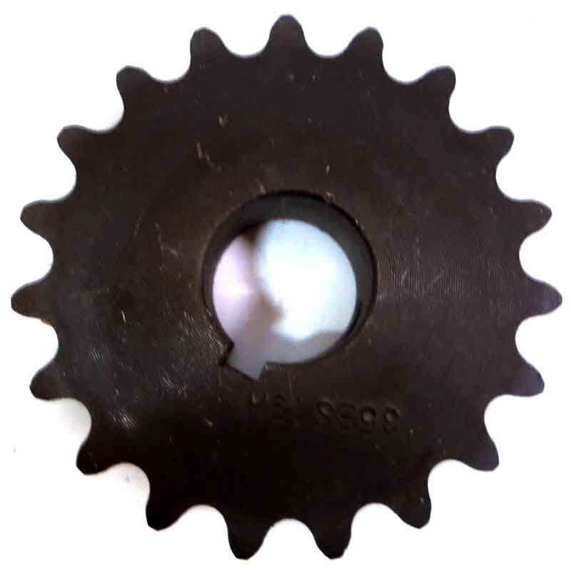 "#35 Chain 19 Tooth 3/4"" Bore"
