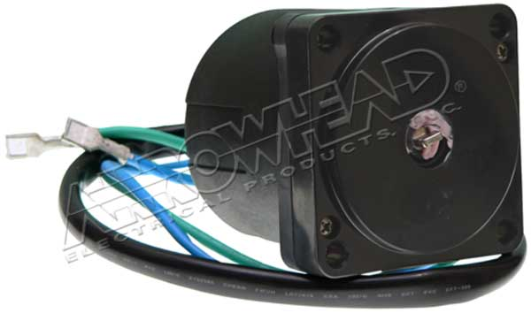 Tilt & Trim Motor for OMC 12-Volt