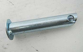 DB30R-117 Baja OEM Foot Peg Bar