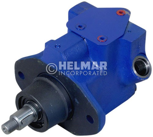 Types Of Hydraulic Motors : Hp type yale hydraulic pump