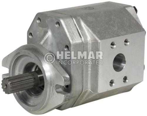 Types Of Hydraulic Motors : Hp type toyota hydraulic pump