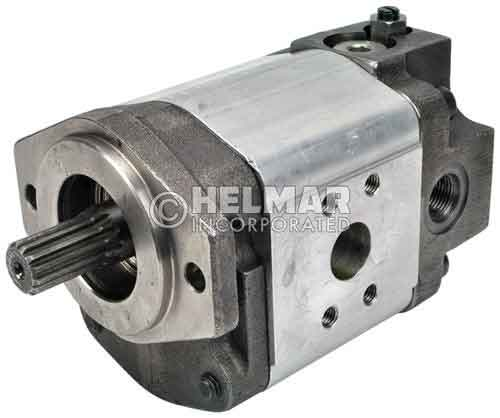 Types Of Hydraulic Motors : U hp type toyota hydraulic pump