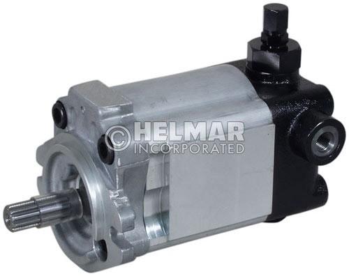 9064876 40 Hp 248 Type Yale Hydraulic Pump Yale Hydraulic