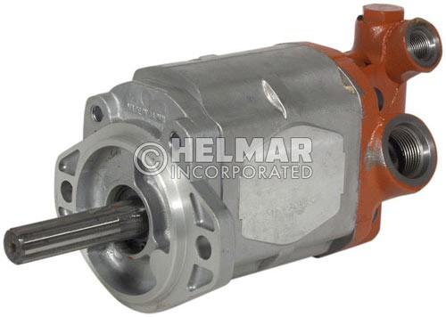Types Of Hydraulic Motors : Type hp mitsi cat hydraulic pump