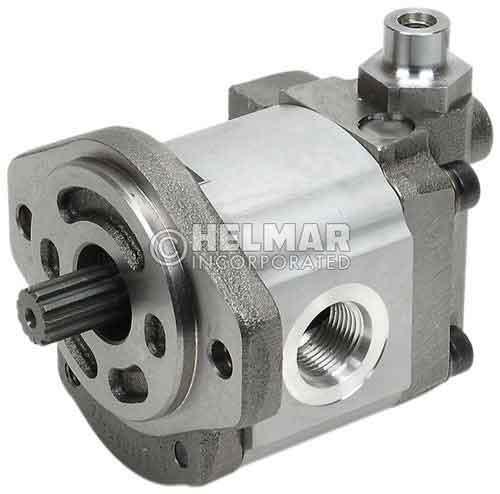Types Of Hydraulic Motors : Type hp crown hydraulic pump