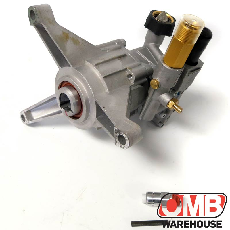 Homelite 2700 PSI Pressure Washer Pump 308653025 7/8