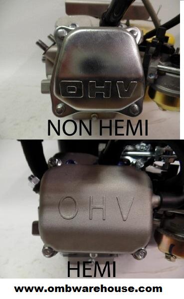 Harbor Freight Predator 212cc Engines - Hemi Vs. Non-Hemi